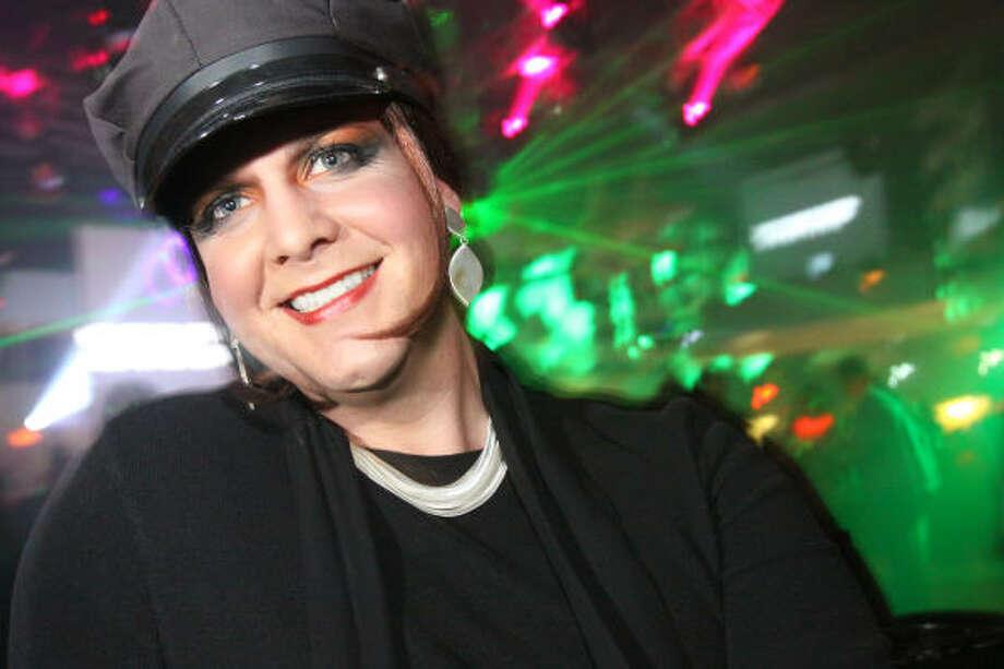 Jason Jordan at the Sixth Annual Madonnarama party at South Beach. Photo: Bill Olive, Bill Olive Photography
