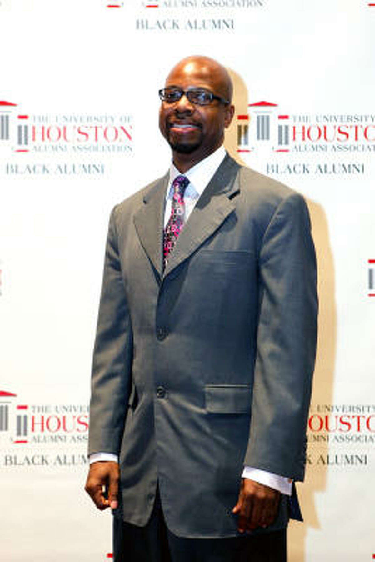 Distinguished Alumni Honoree Dr. Frazier Wilson