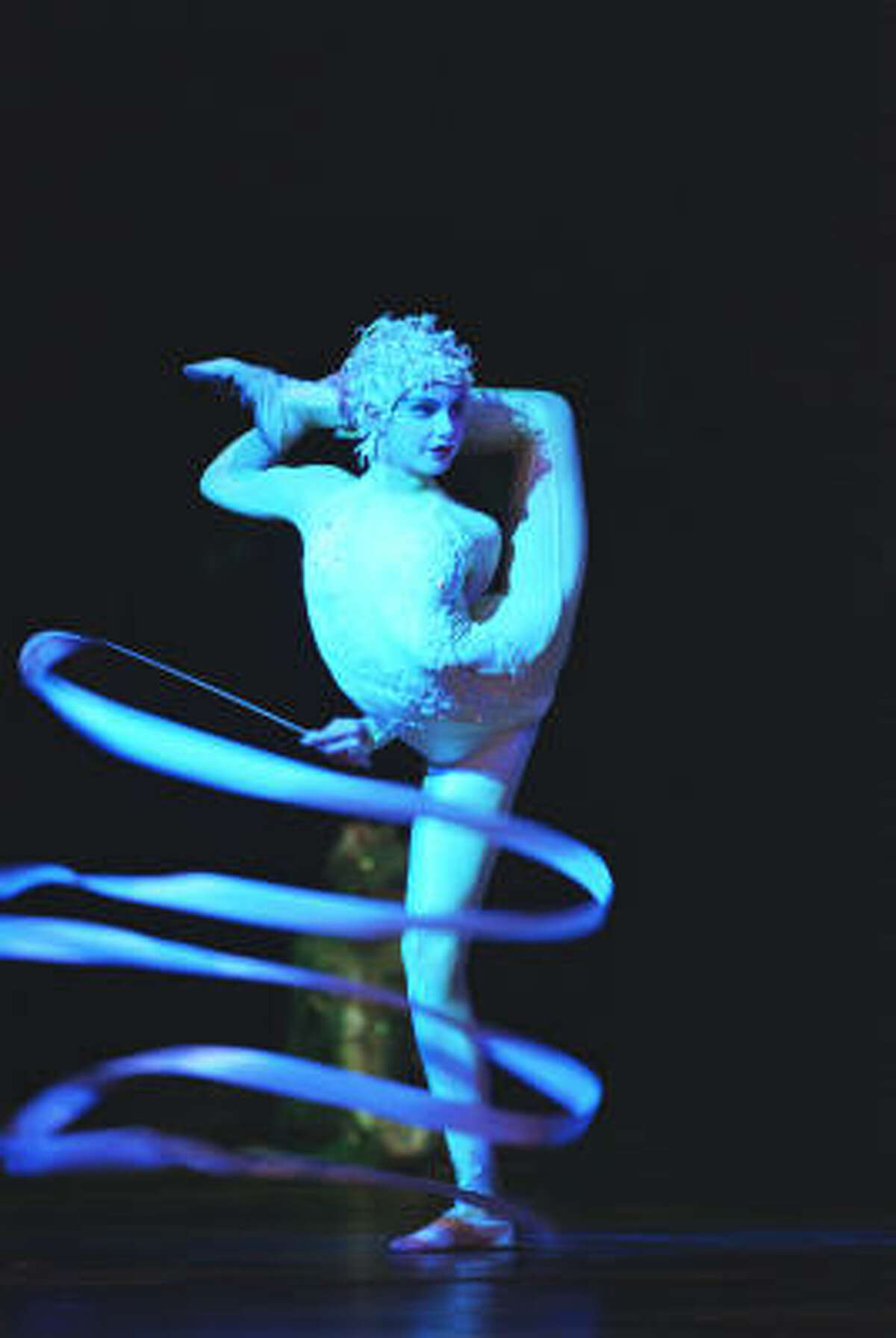 The popular acrobatic show made famous in Las Vegas is coming to the Toyota Center from Nov. 10-14. Tickets go on sale today for the world renowned performance of Cirque du Soleil's