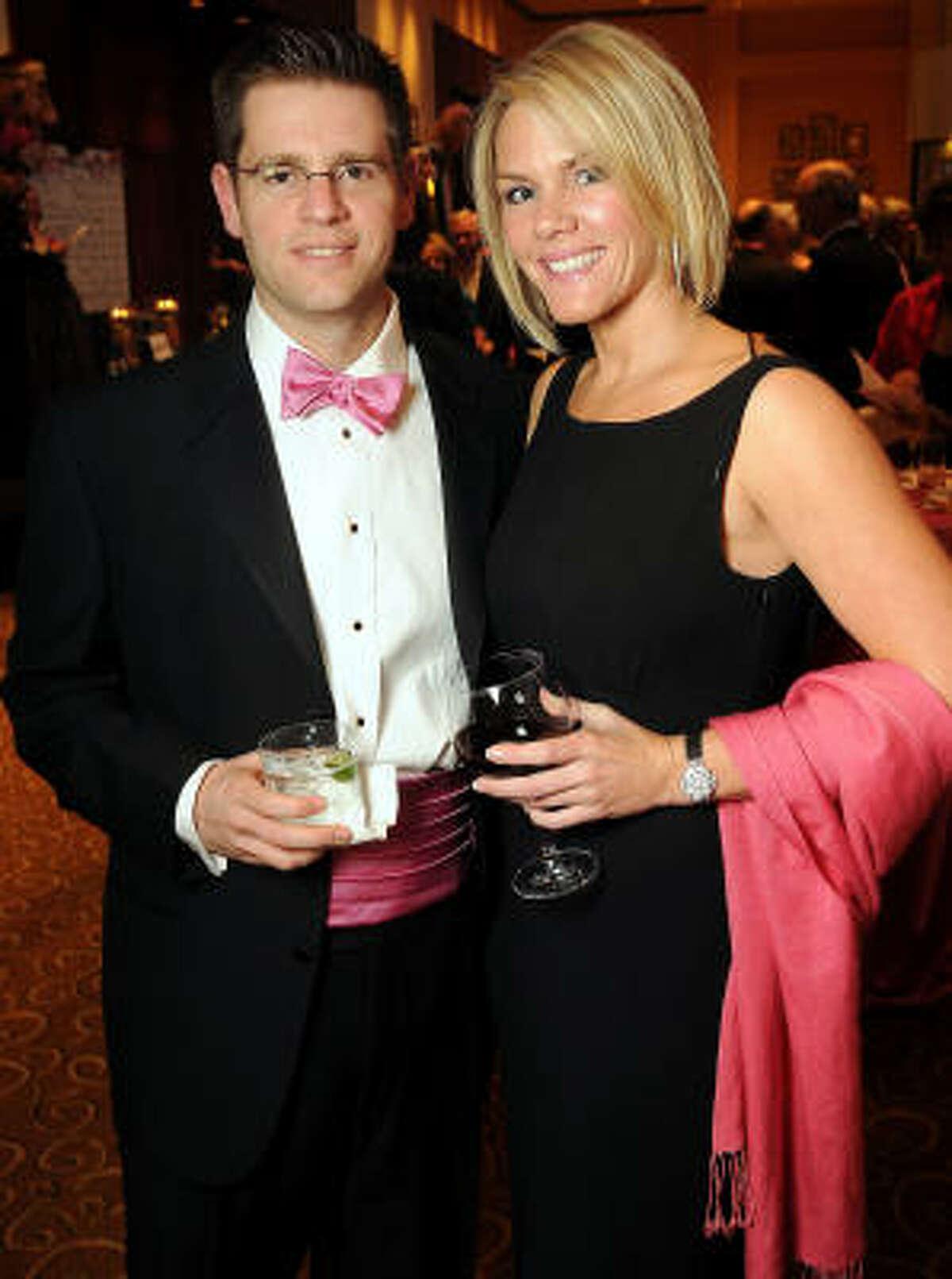 William Sorabella and Jennifer Gans