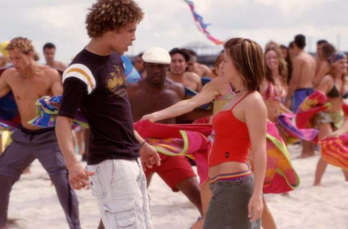 From Justin to Kelly (2003): The ultimate innocent spring break movie concept: lots cheesy singing, dancing and romantic encounters between Idol finalists Justin Guarini and Kelly Clarkson. Unfortunately, the movie flopped (and so did Guarini's career).