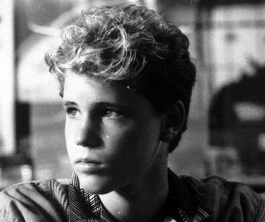 Teen heartthrob Corey Haim became a teen heartthrob with the 1986 film Lucas and 1987's The Lost Boys. Haim died at 3:30am Wednesday. Photo: AP