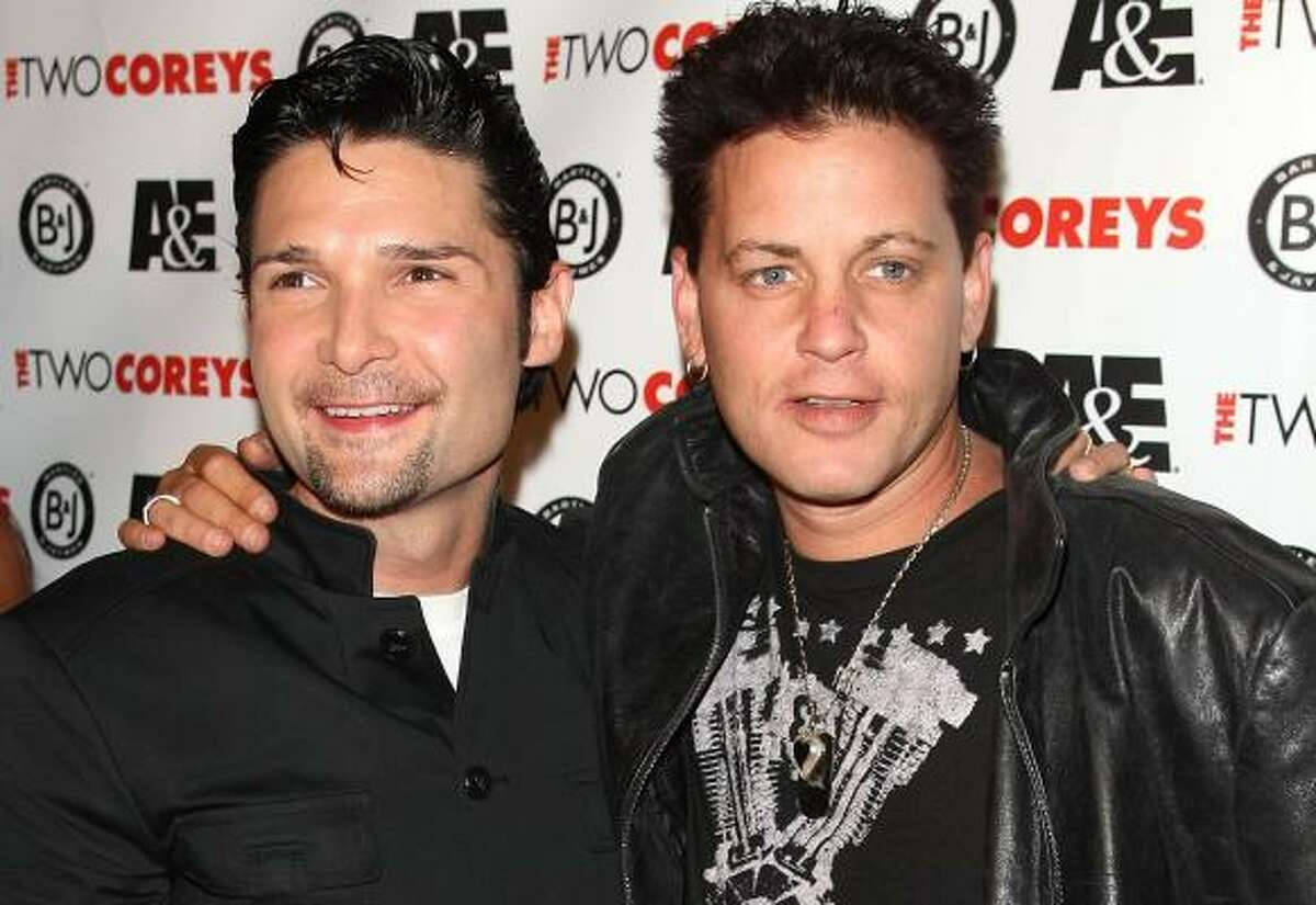 In recent years, he appeared in the A&E reality TV show The Two Coreys with his friend Corey Feldman. It was canceled in 2008 after two seasons.