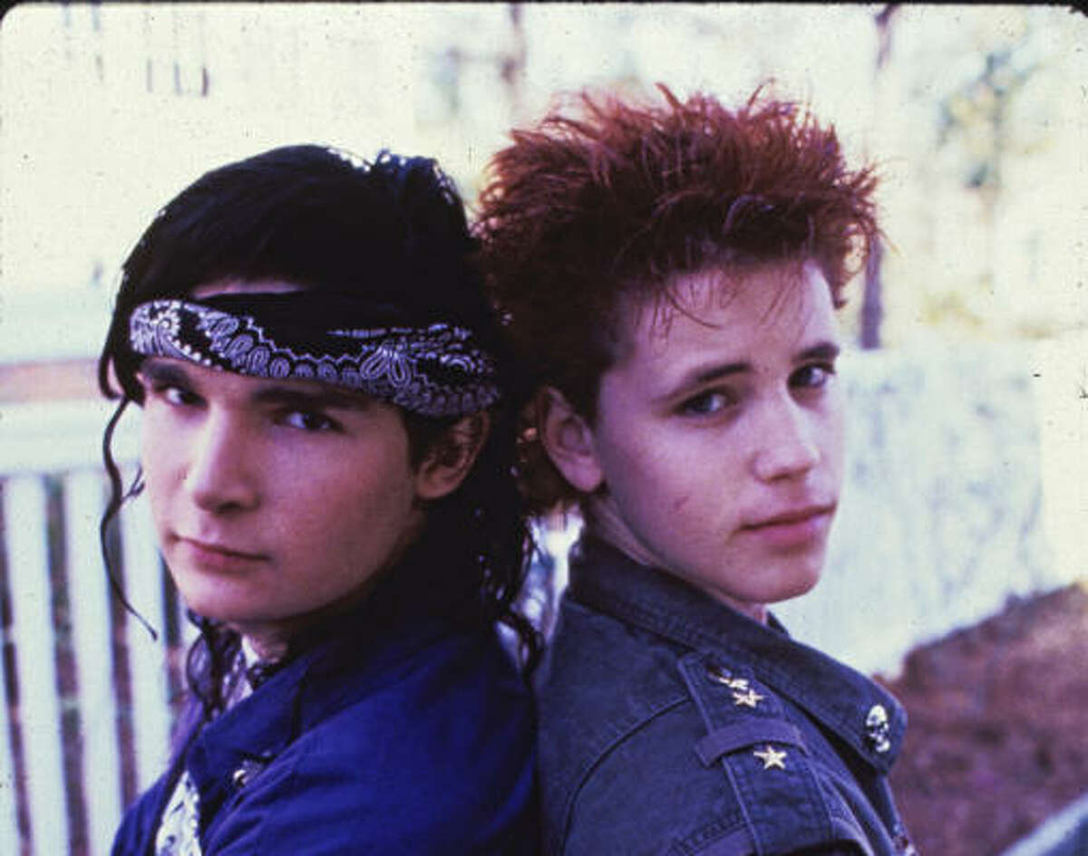 Feldman and Haim also starred together in 1989's Dream a Little Dream.
