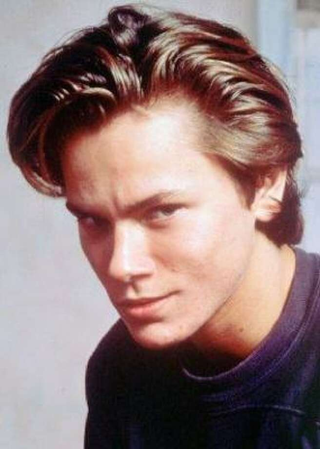 River Phoenix, age 23The budding star died of drug-induced heart failure on October 31, 1993. Photo: Associated Press