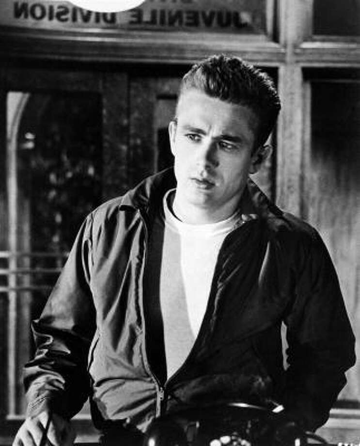 James Dean, age 24The 50's heartthrob died in a car crash on September 30, 1955. Photo: Associated Press