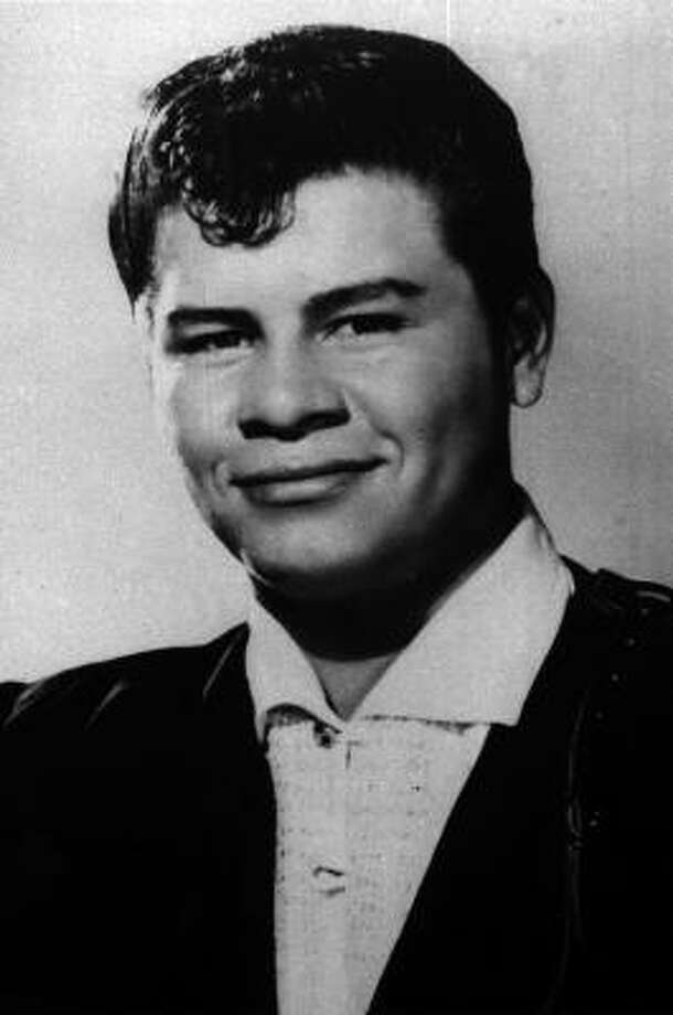 Ritchie Valens, age 17The musician died in a plane crash alongside The Big Bopper and Buddy Holly on February 3, 1959. Photo: AP