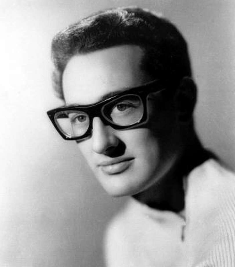 Buddy Holly, age 22The Lubbock, Texas-native musician died in a plane crash alongside The Big Bopper and Ritchie Valens on February 3, 1959. Photo: Associated Press