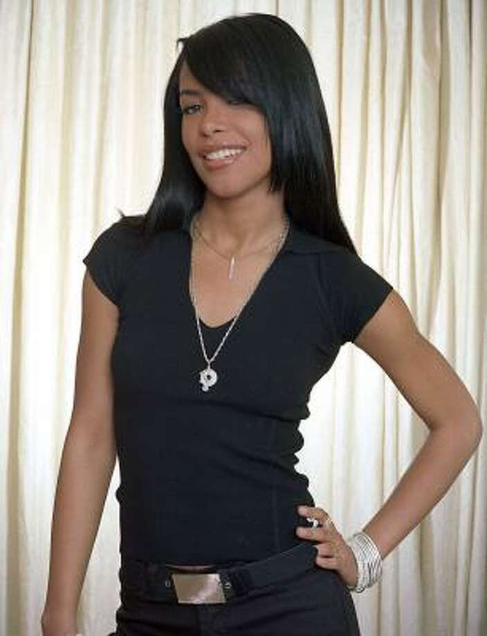 Aaliyah, age 22The hip-hop singer died in a plane crash on August 25, 2001. Photo: JIM COOPER, AP