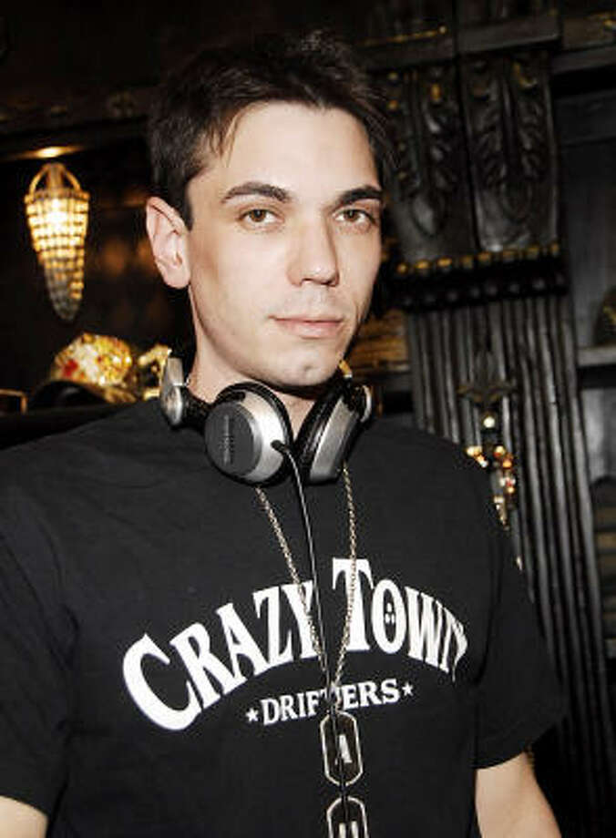 Adam Goldstein, aka DJ AM, age 36The musician died of an accidental drug overdose on August 28, 2009. Photo: DAN STEINBERG, Associated Press