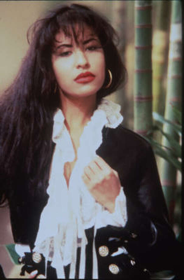 Selena, age 23The Corpus Christi, Texas-native singer was shot to death by the former president of her fan club on March 31, 1995.