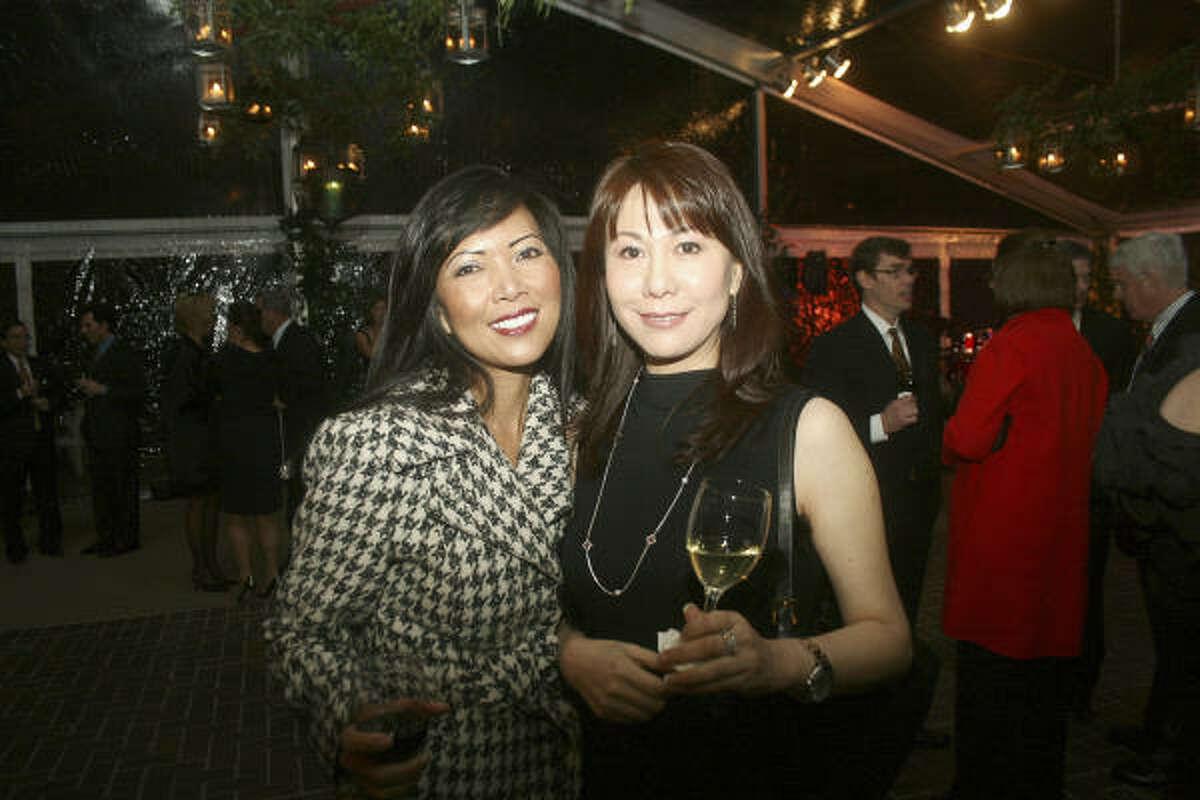 Patricia Thomas, Jing Ma