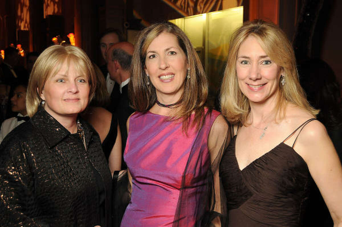 From left: Janice Murpy, Tiffany Smith and Kelly Montgomery