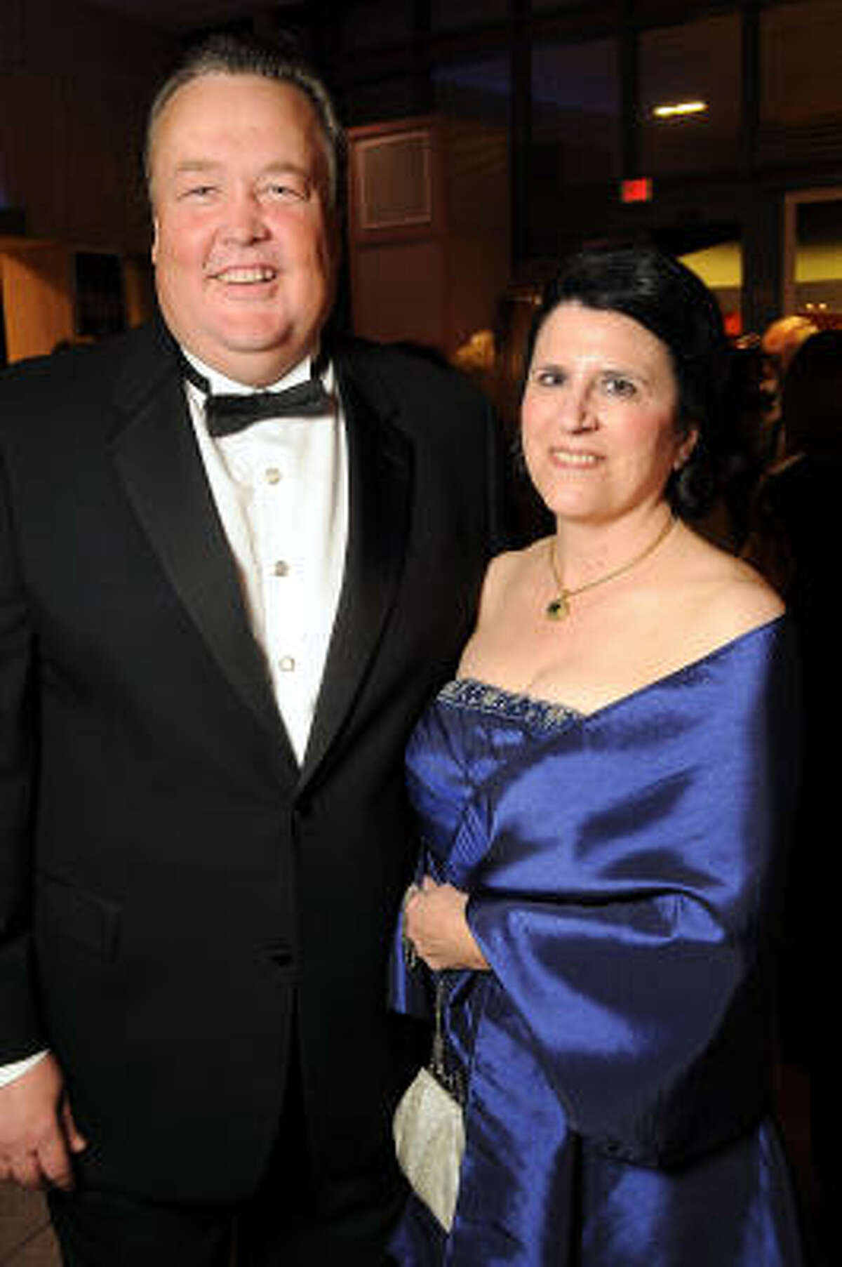 Joel Bartsch and his wife Susanne