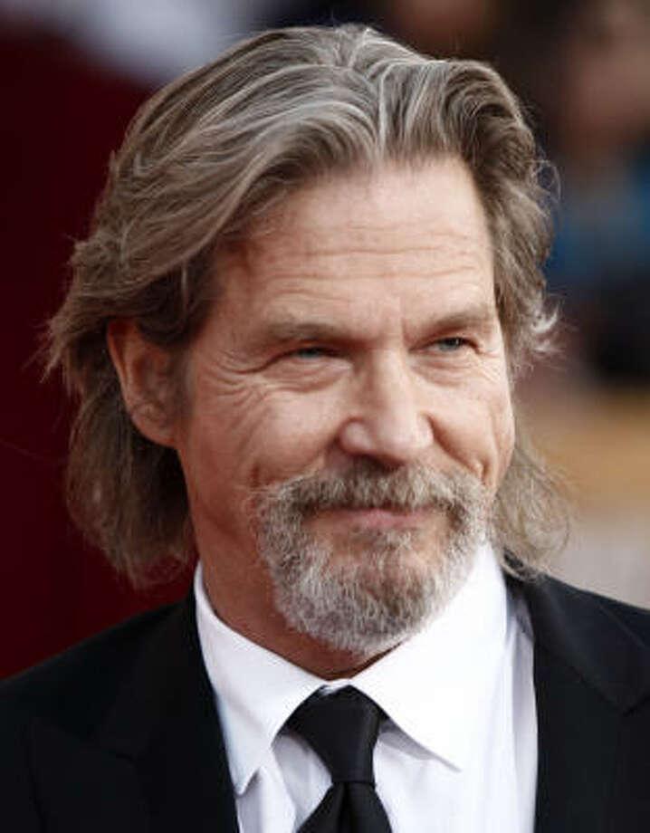 "Jeff Bridges, ""Crazy Heart""Best Actor Photo: Matt Sayles, AP"