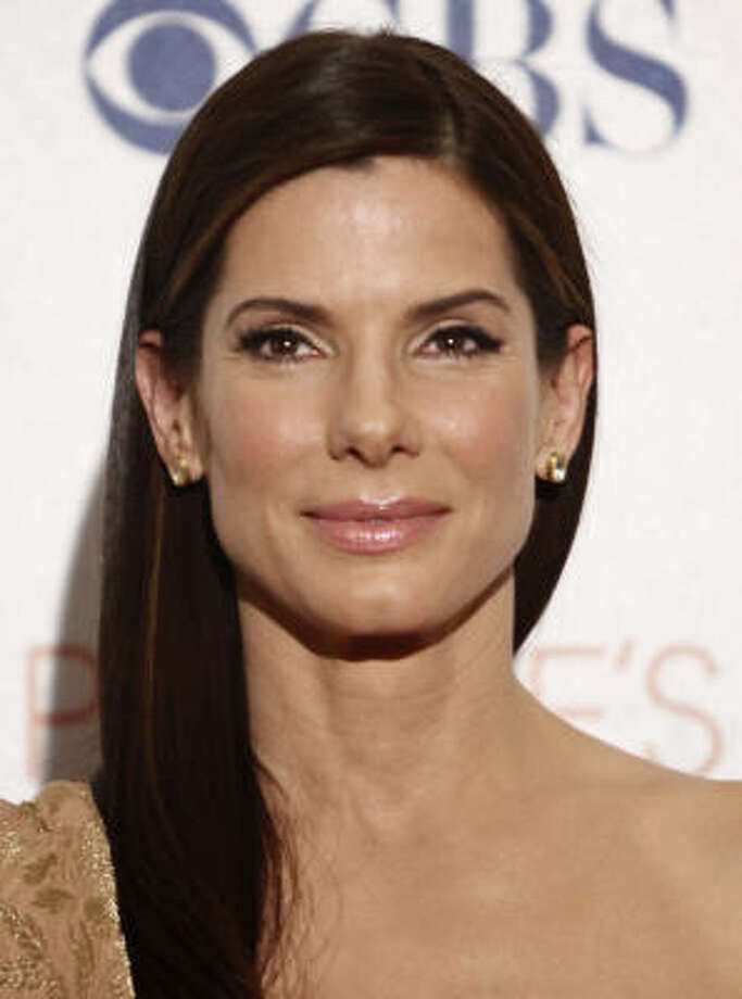 "Sandra Bullock, ""The Blind Side"" Best Actress Photo: Matt Sayles, AP"