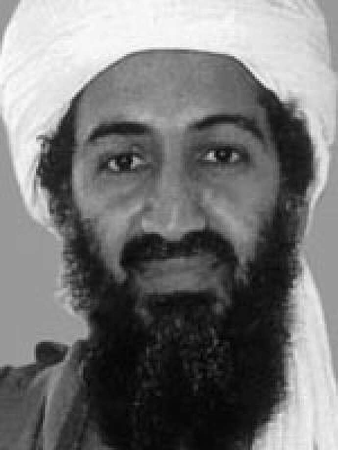 Osama bin Laden is wanted in connection with the bombings of U.S. embassies in Tanzania and Kenya that killed more than 200. Photo: Handout Photo