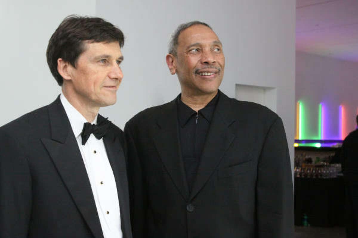 Josef Helfenstein and John Guess Jr.