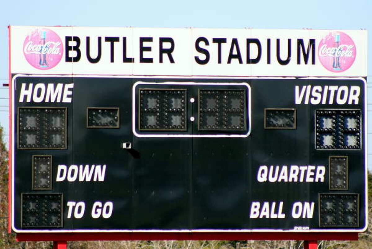 The 27th Madison Relays were held at Butler Stadium.
