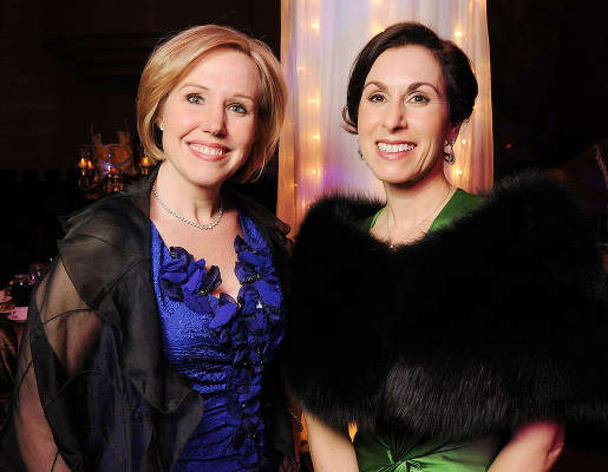 Co-chairs Deana Blackburn and Janine K. Iannarelli