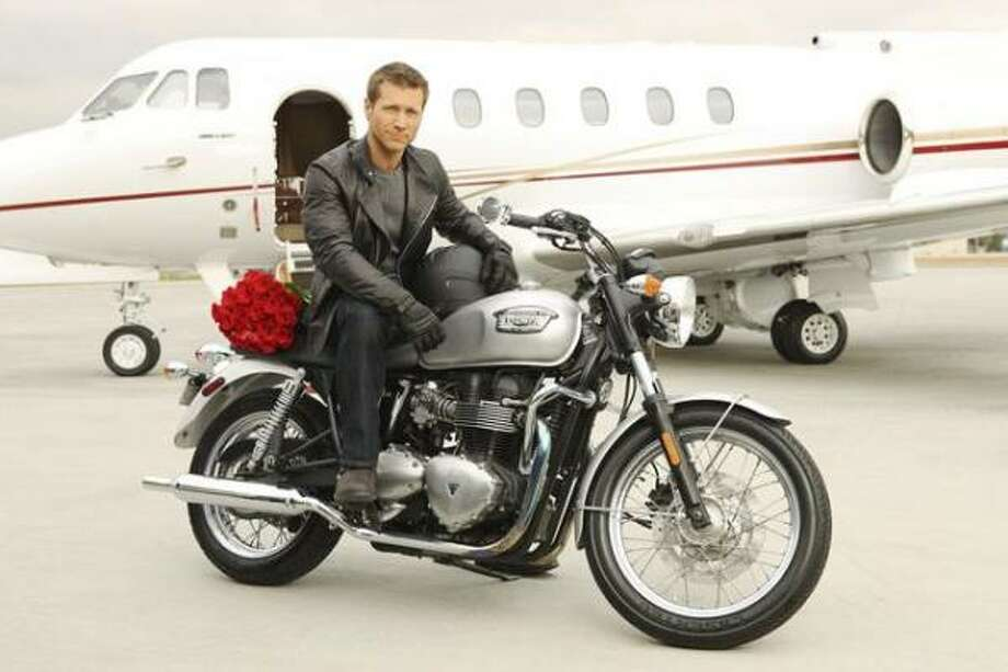 Since Bachelor Jake Pavelka is a pilot, we have to hear the theme song On the Wings of Love in each episode. Photo: ABC