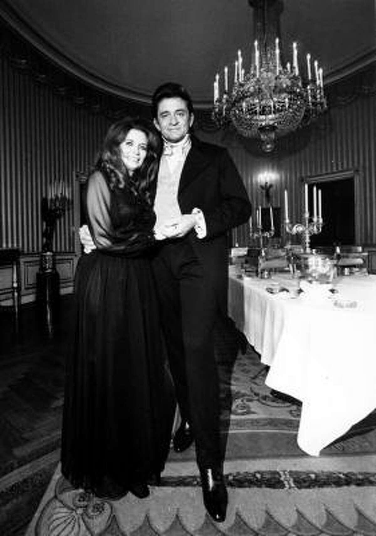 Cash met June Carter at the Grand Ole Opry in 1968. He proposed to her multiple times, but she refused.