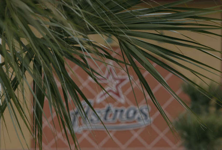 Nothing like six weeks in mostly sunny Florida. Photo: Julio Cortez, Chronicle