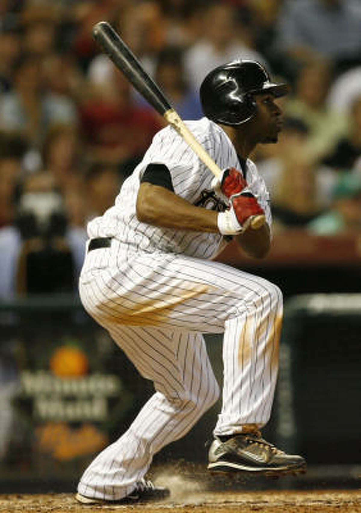 1. Michael Bourn, CF 2009 stats: .285 batting average, 3 HRs, 35 RBI, .354 on-base percentage