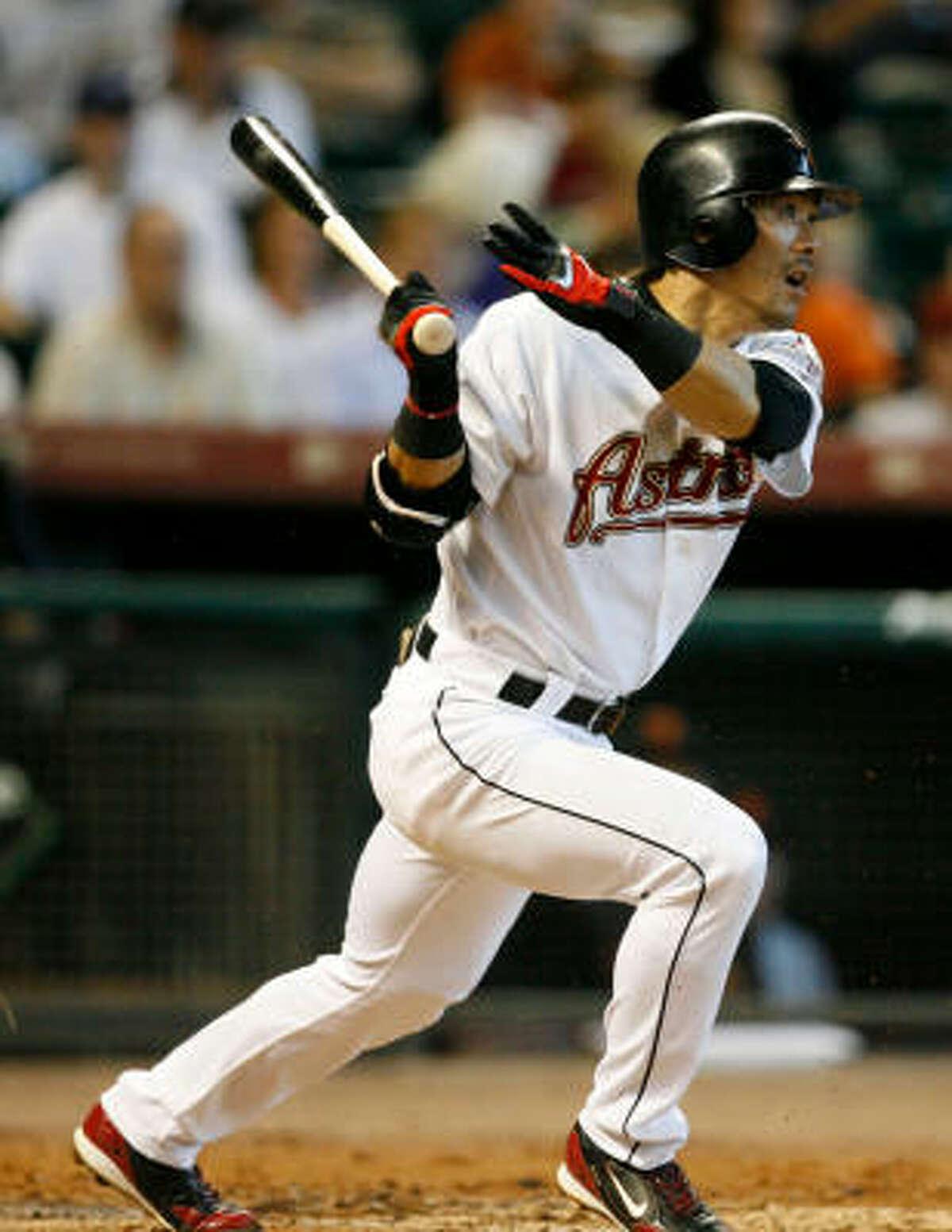 2. Kaz Matsui, 2B 2009 stats: .250 batting average, 9 HRs, 46 RBI, .302 on-base percentage