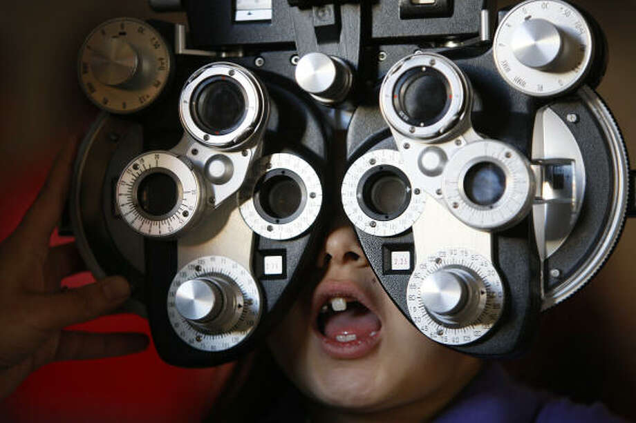 1. You're not focused.  Be crystal clear on your top three job targets. Photo: Mayra Beltran, Chronicle