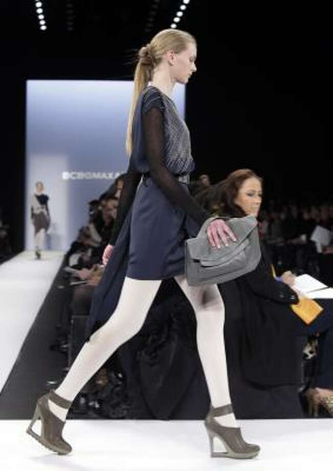 BCBGMAXAZRIA Photo: Richard Drew, AP