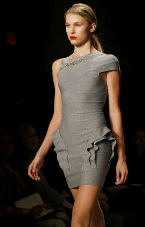 Herve Leger by Max Azria Photo: Afton Almaraz, AP
