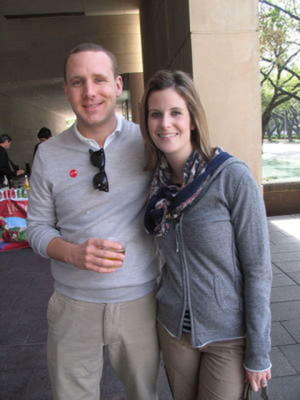 Matt and Ashley Brown