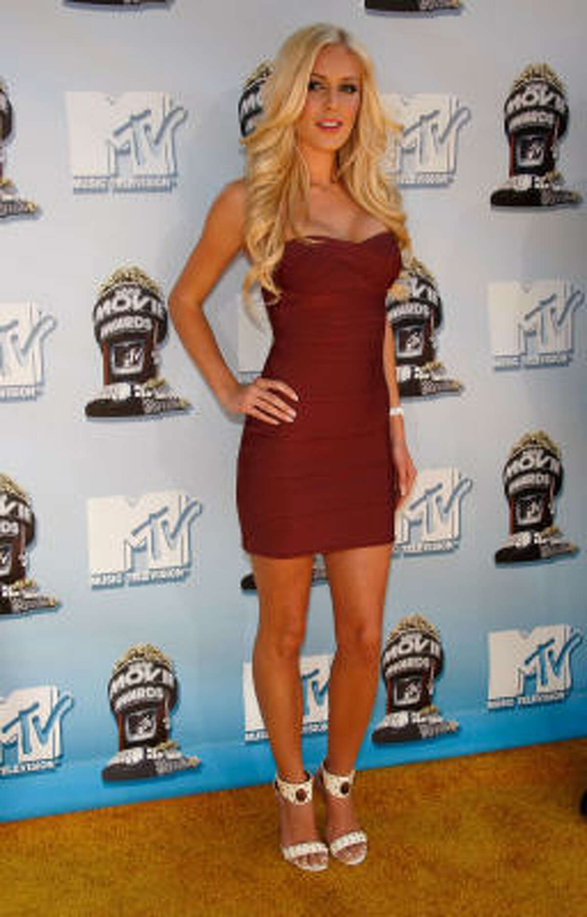 Heidi Montag True to her tiger qualities, the plastic-surgery-enhanced