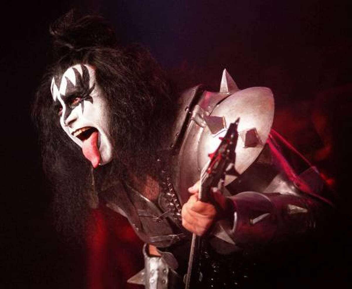 False: Gene Simmons tongue is all natural. It isn't a cow tongue grafted on after an accident.