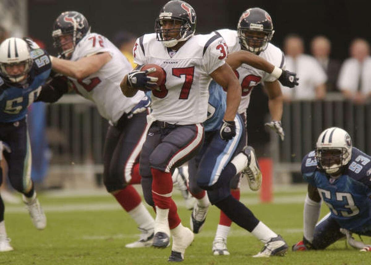 Domanick Williams Position: Running back Rushing yards: 1,188
