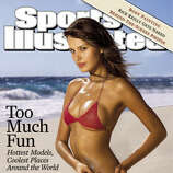 The 2003 Sports Illustrated swimsuit issue featured Petra Nemcova.