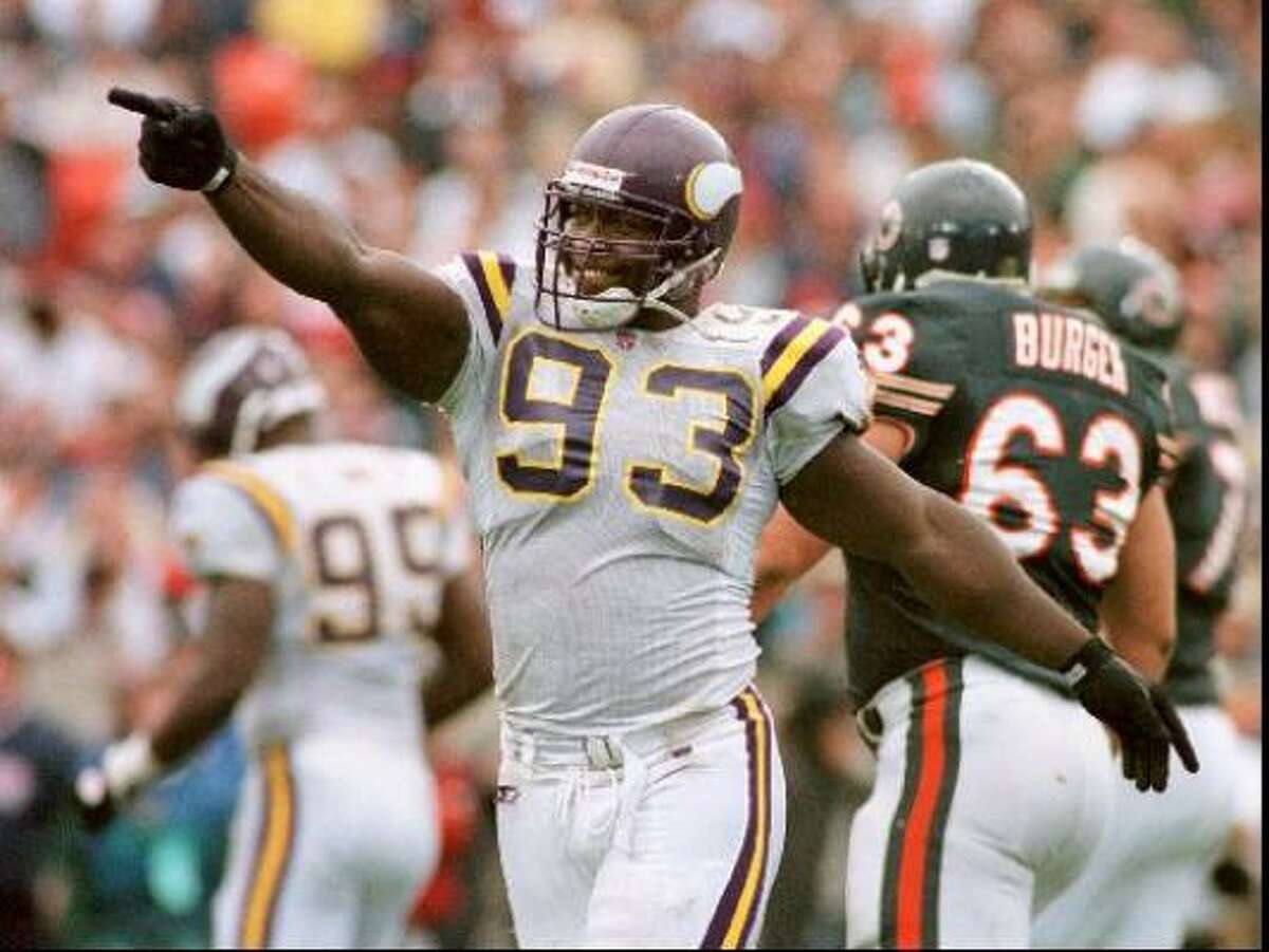 Inductee: John Randle Position: DT/DE Teams: Vikings, Seahawks Years: 14 Randle was a seven-time Pro Bowler and six-time first-team All Pro. He had 137 1/2 career sacks.