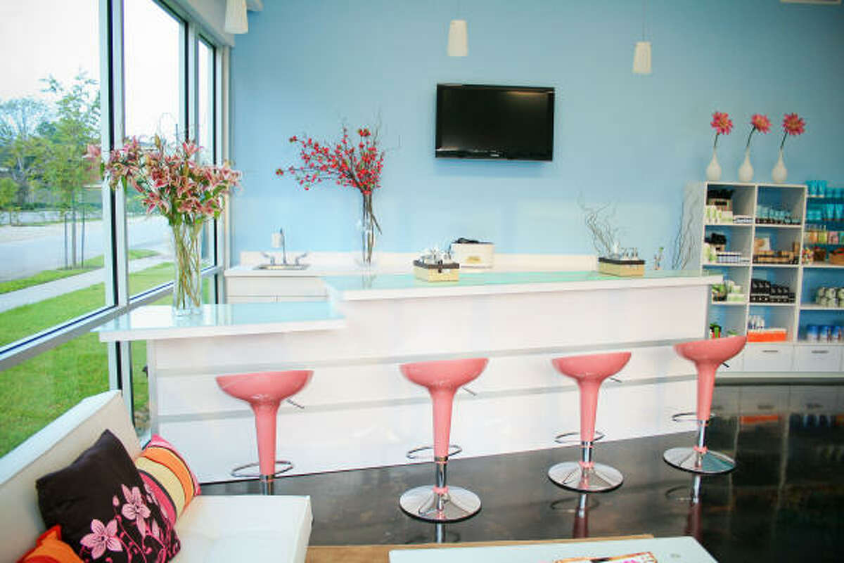 Go get a mani or pedi. Bliss Nail Spa, 701 Shepherd Drive, is open from 12-6 p.m. on Sundays.