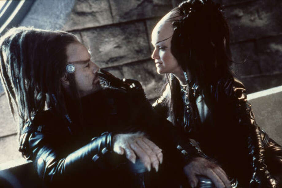 Worst Picture of the Decade: Battlefield Earth Photo: Pierre Vinet, Franchise Pictures, LLC C2000