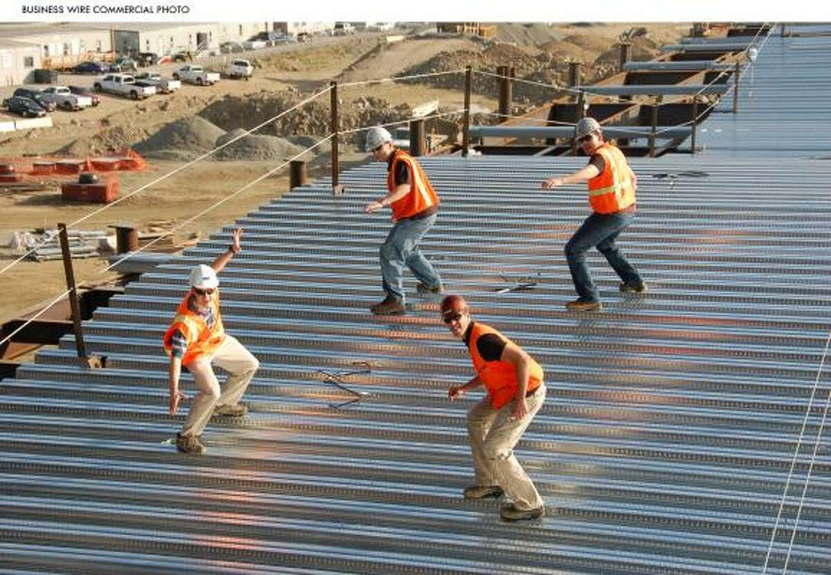 """One of DPR Construction's four core values is enjoyment: """"work should be fun and intrinsically satisfying; if we are not enjoying ourselves, we are doing something wrong."""""""