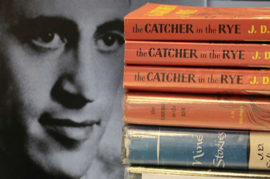 J.D. Salinger's life and writing influenced much more than the literary world. Take a look and see where he made his mark. Photo: Amy Sancetta, AP