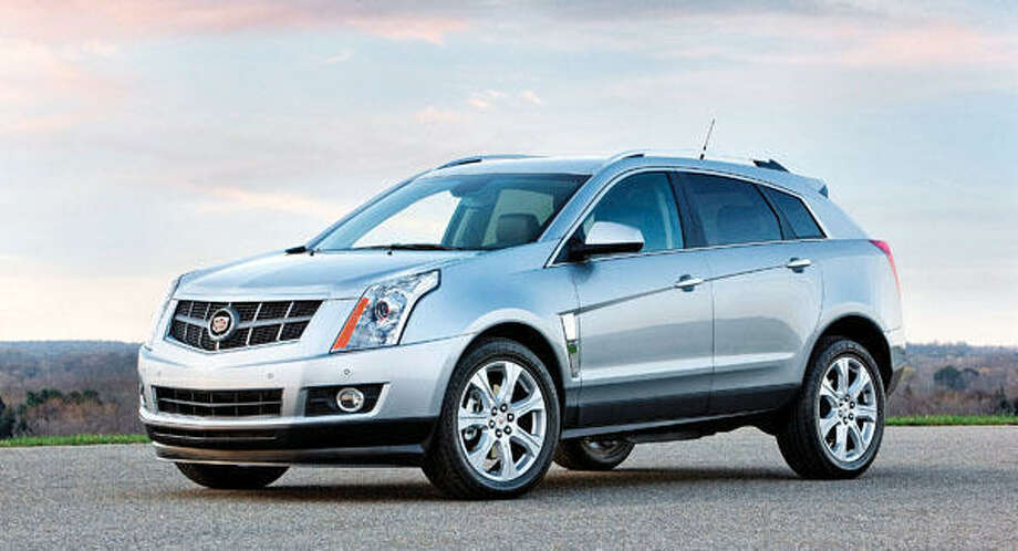 The 2010 SRX features a completely new design and more-efficient, high-technology engine choices.The 2010 SRX is designed for efficient performance, including the choice of two high-tech six-cylinder engines that are new to Cadillac. A new, 3.0-liter direct injected 265-horsepower V-6 engine is standard and a new, 2.8-liter turbocharged V-6 is optional. Using cutting-edge technology, the SRX is launching with an advanced all-wheel-drive system. The intelligent, active system continuously distributes engine drive torque between the front and rear axles, delivering optimum handling, stability and grip in all driving conditions. The SRX rides on a wide track that was designed to deliver a nimble, responsive driving experience. It seats five,with generous occupant and cargo room, and can tow up to 3,500 pounds. Eighteen-inch wheels are standard and 20-inch wheels are offered. Photo: GM