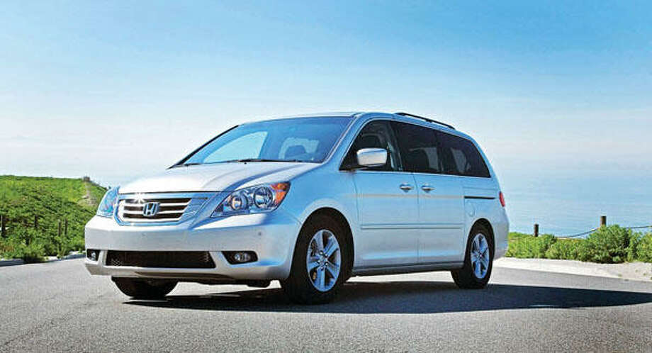 Minivan/Van: 2006-'11 Honda Odyssey  Source: Edmunds Photo: Honda