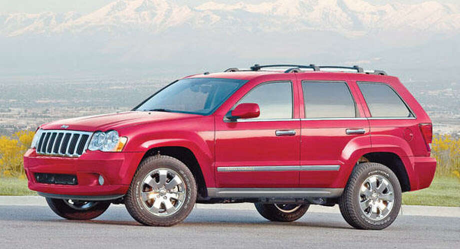 Since its introduction in 1992, Jeep Grand Cherokee revolutionized the sport-utility market. With unsurpassed traction capability and power, Jeep Grand Cherokee is designed, engineered and built to master every imaginable day-to-day driving condition, whether on- or off-road. For 2010, the Jeep Grand Cherokee is available in Laredo and Limited models.The Overland model has been dropped for 2010. Jeep Grand Cherokee features a standard 3.7-liter V-6 engine which delivers 210 horsepower and 235lb.-ft. of torque. An exhaust-gas recirculation valve improves fuel economy. The optional 5.7-liter HEMI V-8 with Variable-valve Timing and fuel-saving Multidisplacement System generates 357 horsepower and389 lb.-ft. of torque. Quadra-Trac I and Quadra-Drive II4x4 systems are available. Photo: Chrysler