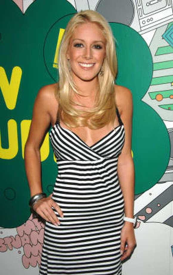"heidimontag:""getting a lymphatic massage to help my recovery and heal my body"" Photo: Peter Kramer, AP"