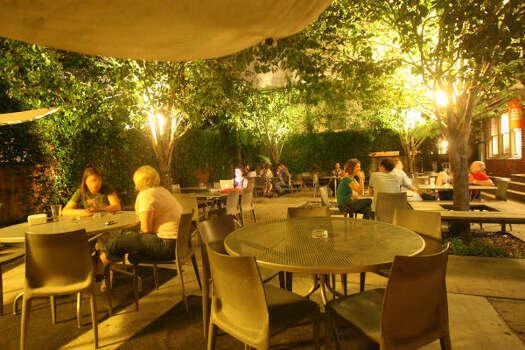 Houston S Top Patio Dining Restaurants Houston Chronicle