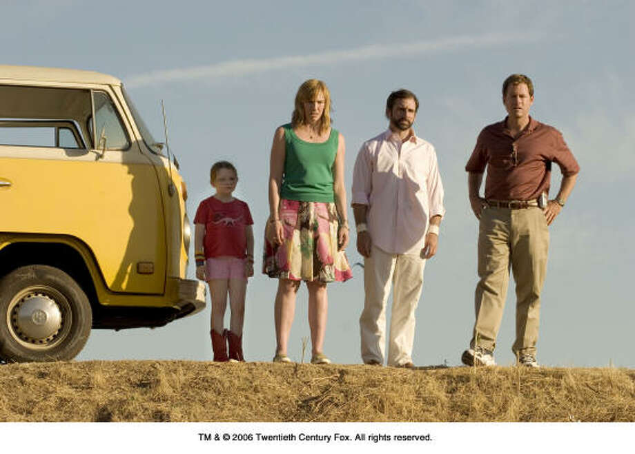 Fox Searchlight bought the rights to distribute Little Miss Sunshine at Sundance '06 for $10.5 million. It went on to win two Oscars. Photo: Fox Searchlight