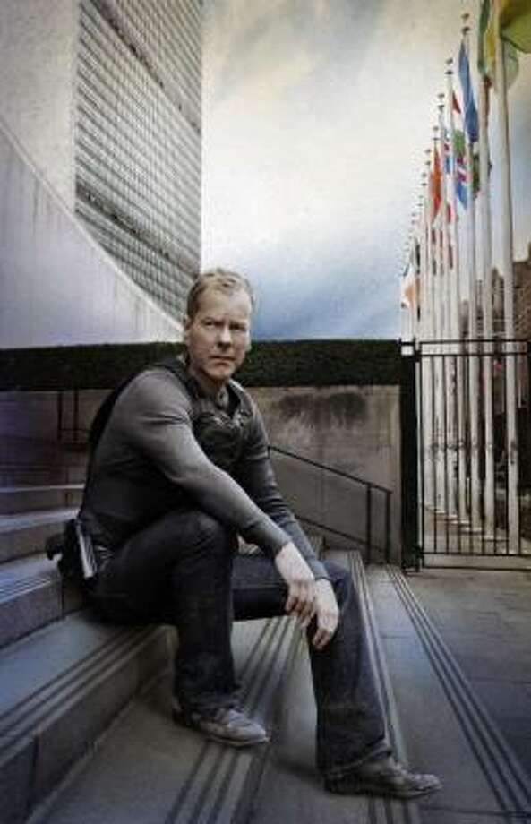 Jack Bauer (Keifer Sutherland): CTU's best coumter-terrorist agent, Jack Bauer has saved the United States from certain destruction at the hands of terrorists, drug dealers and rogue presidents seven times now. And each time he saved the country, he did it in a 24 hour span. As season 8 begins, Jack Bauer has finally decided to take it a little easy, and move to Los Angeles with his daughter, Kim, and granddaughter, Teri. Photo: FOX