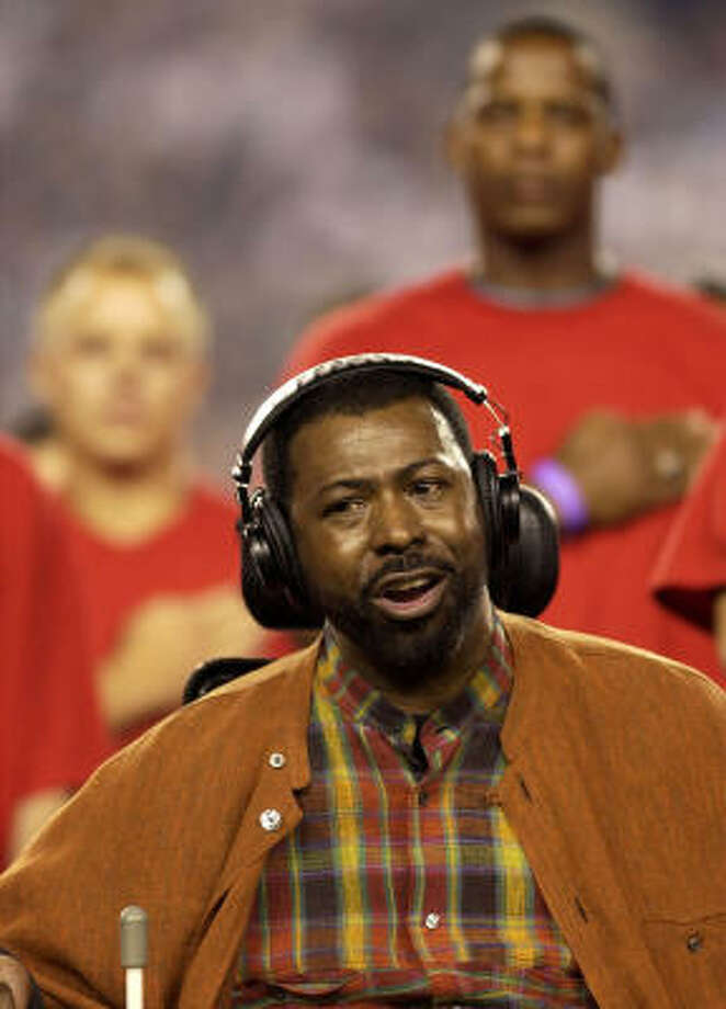 Teddy Pendergrass was born in Philadelphia and got his start singing in the church. Photo: Al Messerschmidt, Getty Images